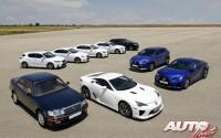 Lexus cumple 25 años de sublimación tecnológica
