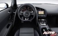 AUDI R8 LMX – Interiores