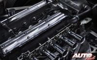 Jaguar E-Type Lightweight – Técnicas