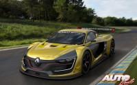Renault Sport R.S. 01 – Exteriores