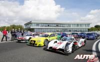 Audi estrena nuevo circuito de pruebas en Neuburg