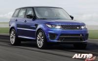 Land Rover Range Rover Sport SVR – Exteriores