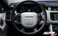Land Rover Range Rover Sport SVR – Interiores