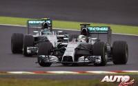 """El tifón """"Hamilton"""". GP de Japón 2014"""