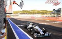 Mercedes rescribe su historia. GP de Rusia 2014