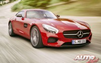 Mercedes-Benz AMG GT / AMG GT S – Exteriores