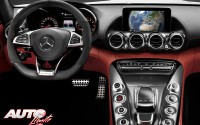 Mercedes-Benz AMG GT / AMG GT S – Interiores
