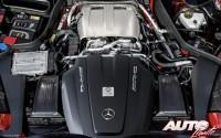 Mercedes-Benz AMG GT / AMG GT S – Técnicas