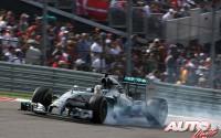 "Hamilton vence en territorio ""kingsize"". GP EEUU 2014"
