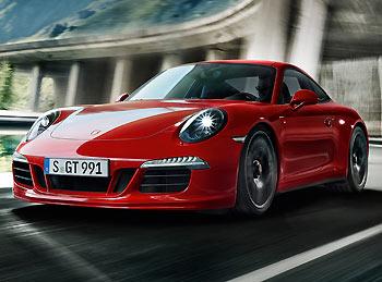 Ficha Técnica Porsche 911 Carrera Gts Carrera 4 Gts