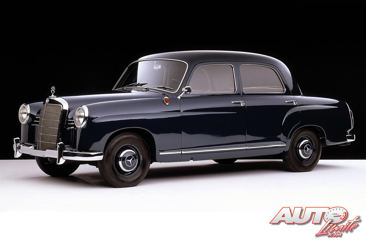 Mercedes Benz 180 Ponton 1953 1962