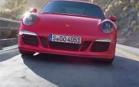 Porsche 911 Carrera GTS / Carrera 4 GTS – Dinámico