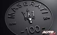 Maserati ha cumplido 100 años