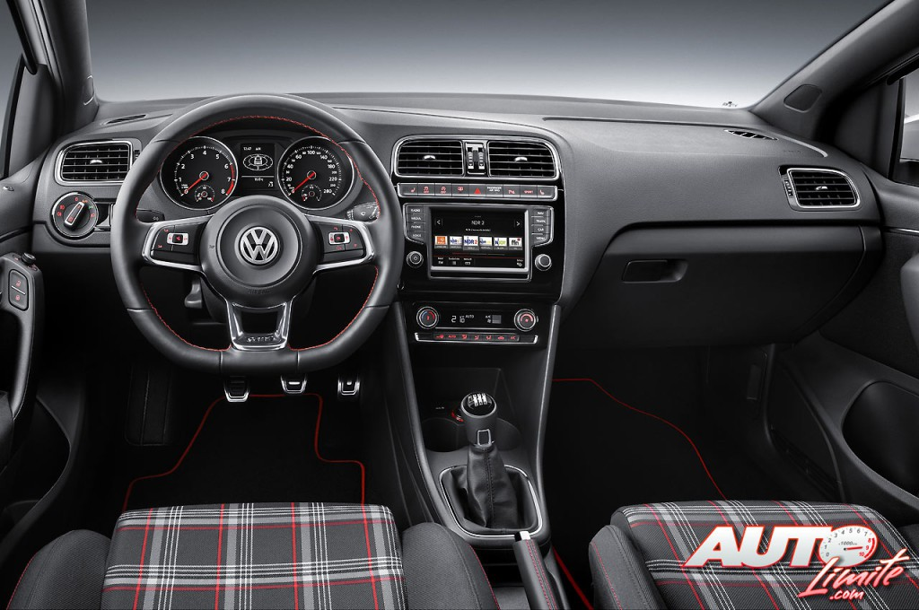 volkswagen polo gti 2015 interior 02. Black Bedroom Furniture Sets. Home Design Ideas