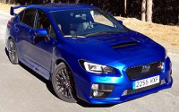 Subaru WRX STI 2.5 Sedan Rally Edition