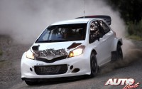 Toyota vuelve al Mundial de Rallyes WRC en 2017