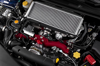 Pura Potencia Y Maximo Consumo En Su Motor Boxer 2 5 Turbo
