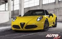 Alfa Romeo 4C Spider – Exteriores