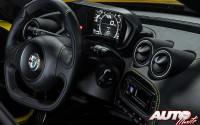 Alfa Romeo 4C Spider – Interiores