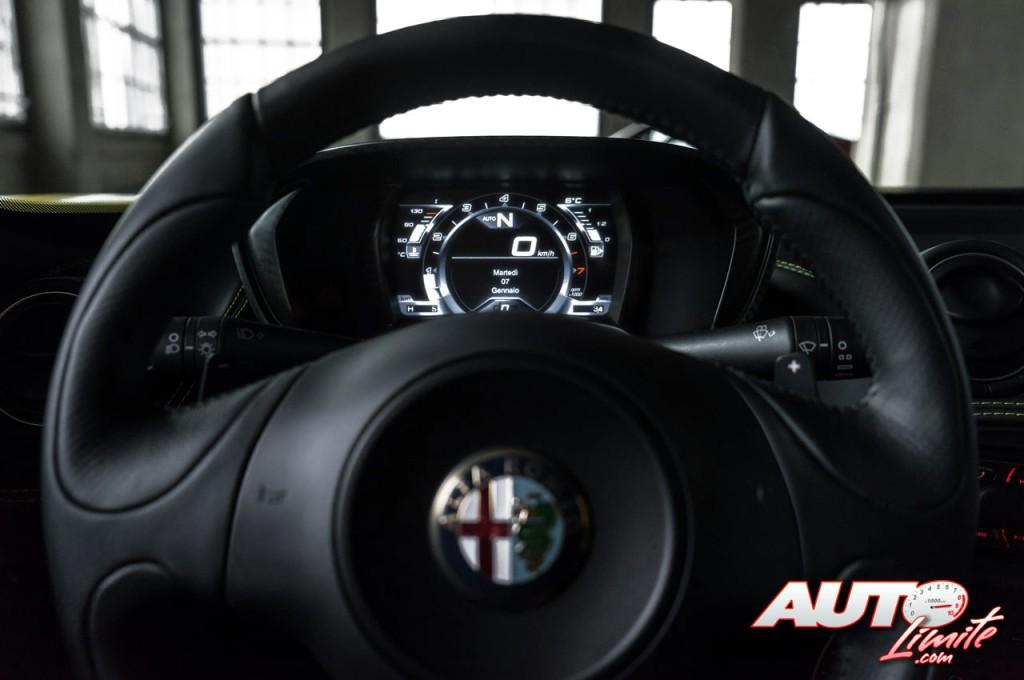 Alfa Romeo 4c Spider Interior 10