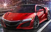 Honda – Acura NSX II – Exterior