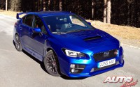Subaru WRX STI 2.5 Sedan Rally Edition – Exteriores