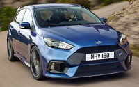 Ford Focus RS III 2016
