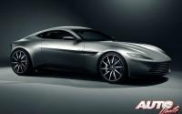 Nuevos coches de película para James Bond y Spectre