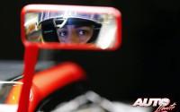 Pesadilla en rojo para Alonso. Test de Jerez 2015