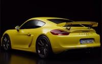 Porsche Cayman GT4 – otro