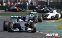 Volver a empezar. GP de Australia 2015