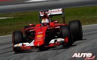 Vettel a lo campeón, ¡Ferrari is back! GP Malasia 2015