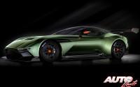 Aston Martin Vulcan – Exteriores