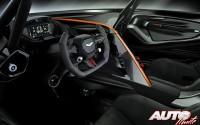 Aston Martin Vulcan – Interiores