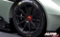Aston Martin Vulcan – Técnicas