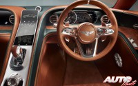 Bentley EXP 10 Speed 6 – Interiores