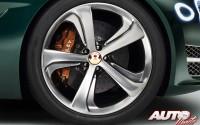 Bentley EXP 10 Speed 6 – Técnicas