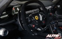 Ferrari FXX K – Interiores