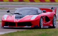 Ferrari FXX K – Dinámico
