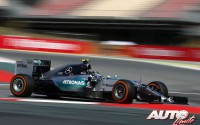 La rebelión de Nico Rosberg. GP de España 2015