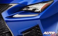 Lexus RC F 2015 – Detalles