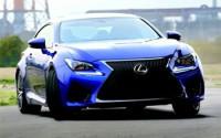 Lexus RC F 2015 – Dinámico