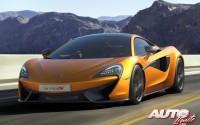 McLaren 570S Coupé – Exteriores
