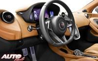 McLaren 570S Coupé – Interiores