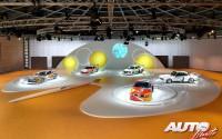 Exposición conmemorativa del 40 Aniversario de la Colección BMW Art Car celebrada en el Concurso de Elegancia del Lago de Como en 2015.