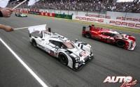 Cifras y datos en las 24 Horas de Le Mans 2015
