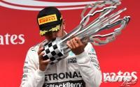 Hamilton recupera la sonrisa. GP de Canadá 2015