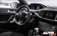 Peugeot 308 GTi by Peugeot Sport – Interiores