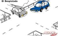 10_Personalidades-al-volante_El-despistado