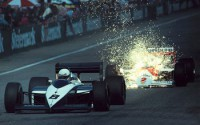 Autos al límite 33. Especial F1 Históricos